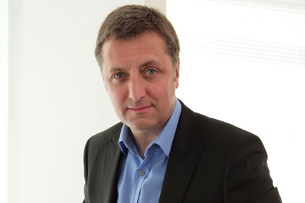 Buhlmann: Aegis group chief executive