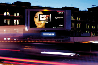 Billboards…slump in outdoor ad revenues