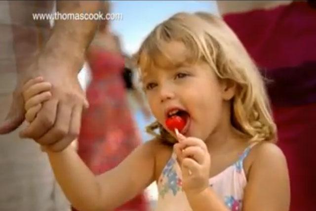 Thomas Cook: December 2012 ad campaign