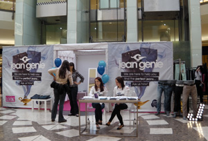 BWP Group takes Jean Genie campaign on the road
