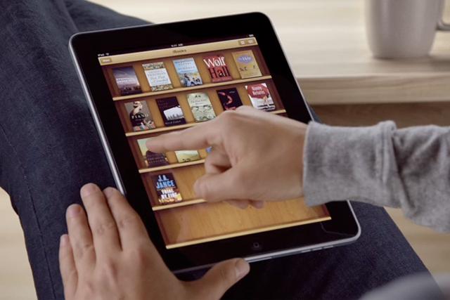 Apple iPad: tops Christmas wish lists