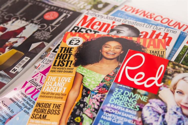 Hearst: titles include Cosmopolitan