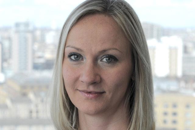 Karin Seymour: sales director for News International