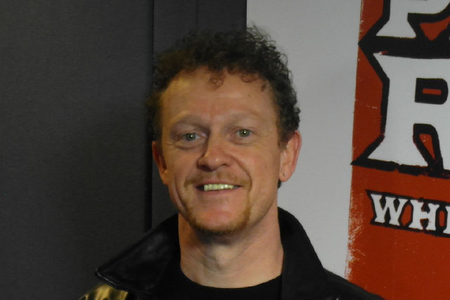 Ric Blaxill: appointed music and content director of Planet Rock
