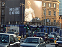 Megaposter beats rivals to Edinburgh banner ad contract