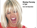 Xfm promotes Zoe Ball's new show with London poster campaign