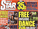 Daily Star Sunday debuts on 857,000 sales