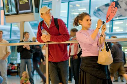 British Airways: T5 campaign