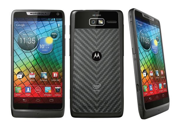 Motorola: cutting UK marketing team