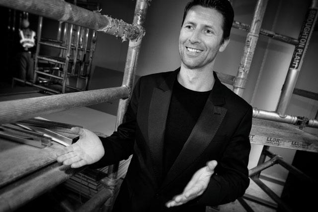 Malcolm Poynton: chief creative officer, Europe at SapientNitro