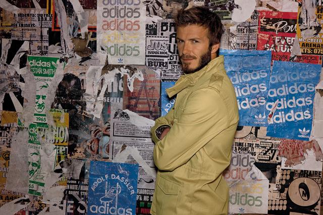 Adidas hires Creature London