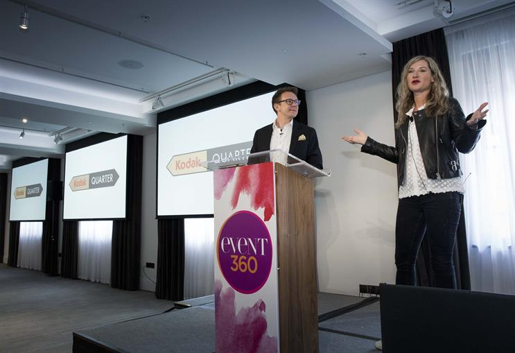 Atkins: speaking at Event360 alongside John Grigg, executive producer at Jack Morton