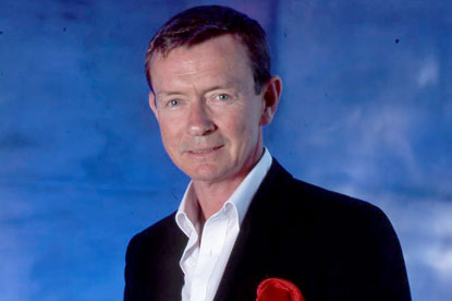 Steve Harrison...co-founder of Harrison Troughton Wunderman