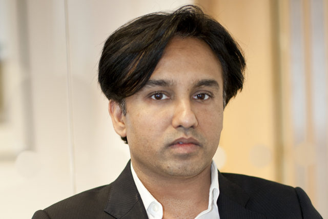 Sultan Khan, co-founder and CEO, AdMaxim