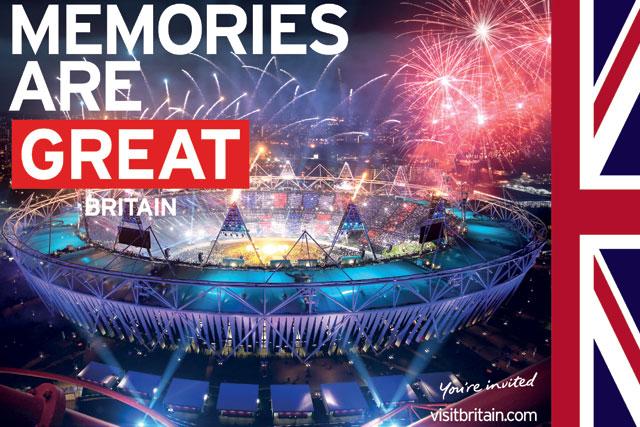 VisitBritain: 2012 Great campaign