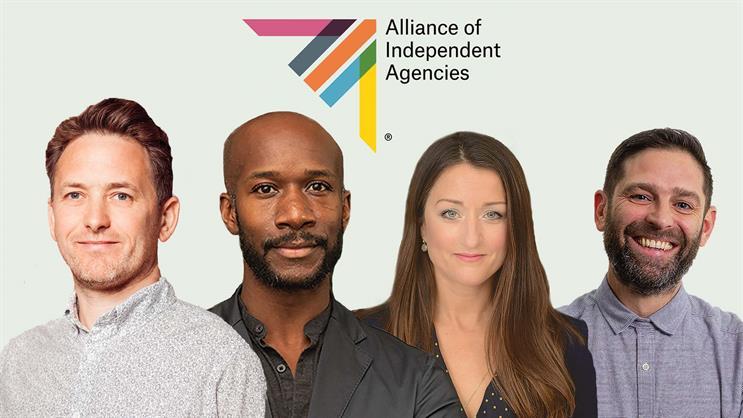 Alliance of Independent Agencies: Sullivan, Myers-Lamptey, Kieran, Parkes
