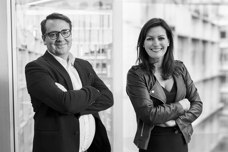 Cilla Snowball's successors: Meet the new AMV chiefs