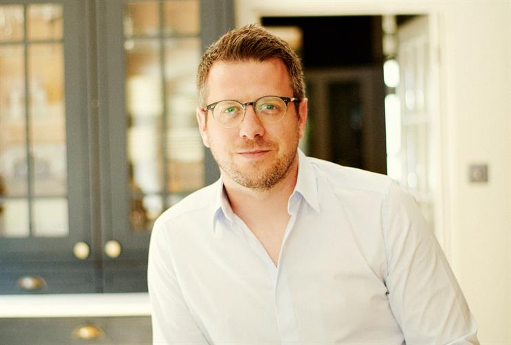 Sam Hawkey: moving to run AMV BBDO as CEO