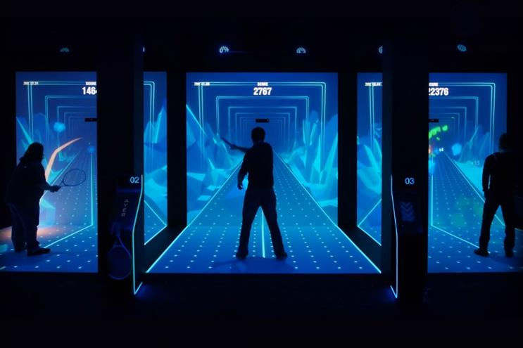 ANZ keeps tennis fans moving with VR experience