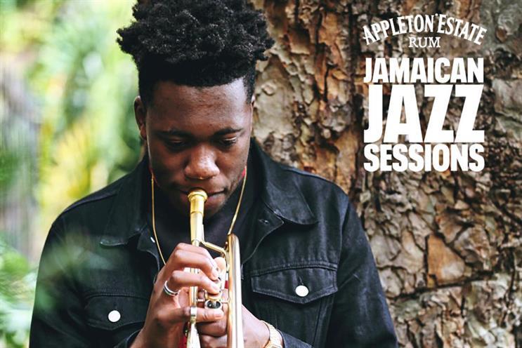 Appleton Estate: events focus on jazz