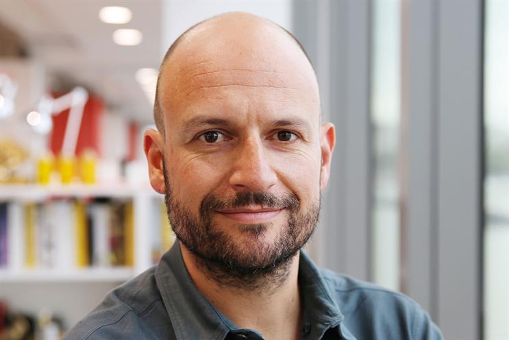 Goldring: joins from OgilvyOne