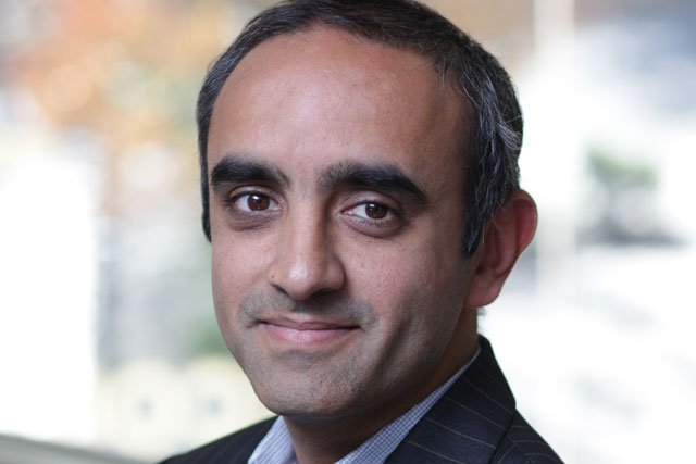 Adit Abhyankar: executive director of Visual IQ