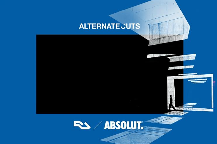 Absolut Vodka to celebrate facets of nightlife