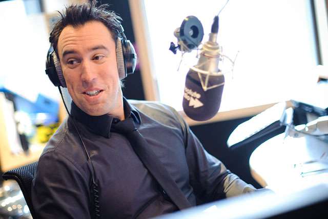 Christian O'Connell : Absolute Radio host's breakfast show ties up with Switzerland Tourism