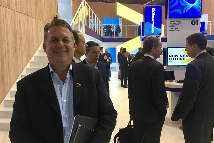 Mike Sutcliff: Accenture's exhibition space at Mobile World Congress demonstrated content tech