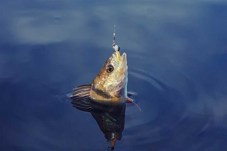 The Ad Contrarian: Publicis goes fishing