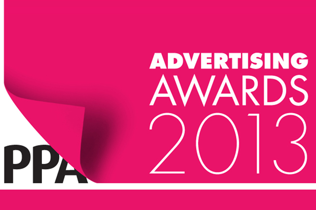 PPA Advertising Awards 2013: announces shortlist