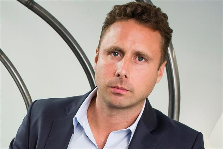 Ex-Weapon7 boss Adam Graham takes CEO job at Marketing Group
