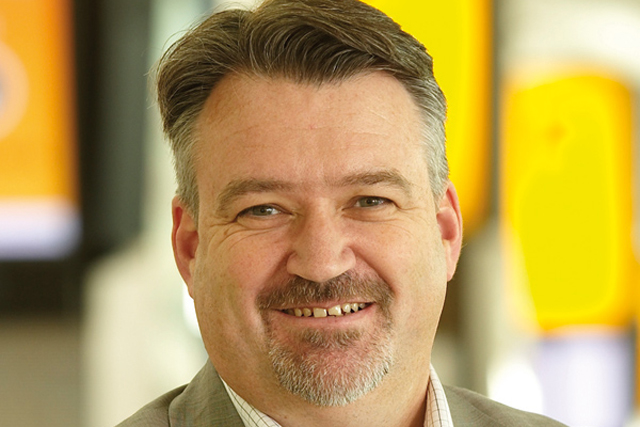 Nick Adderley is a former Heathrow Airport marketing director