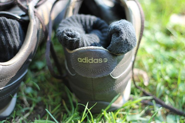 Adidas trainers. Photo: Alex Queiroz (Flickr)