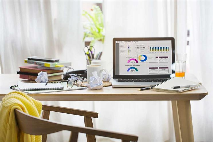 Working from home: less than half of respondents said their jobs have been affected so far