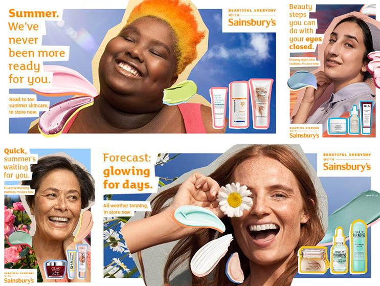Sainsbury's: ad features genuine customers