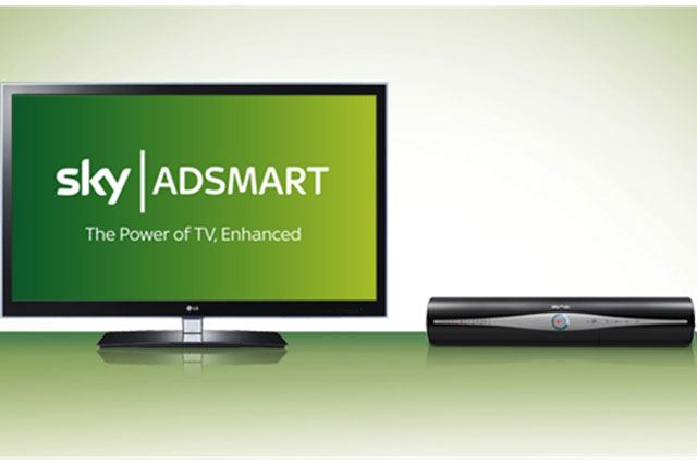 Sky AdSmart: major brands sign up to targeted TV advertising service