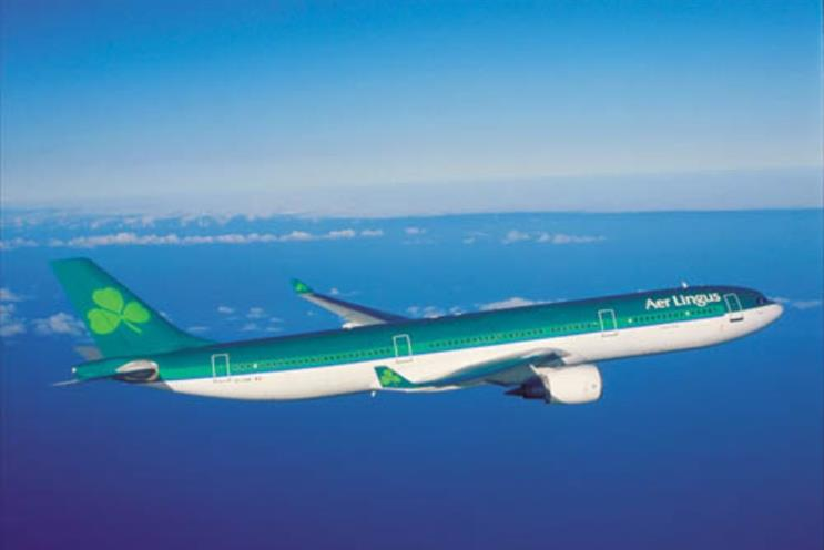 Aer Lingus: willing to accept IAG €1.36bn bid for its business