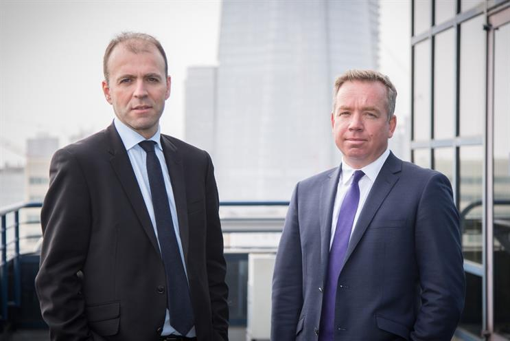 Agostino di Falco and Ross Belcher: Channel 5's acting commercial directors