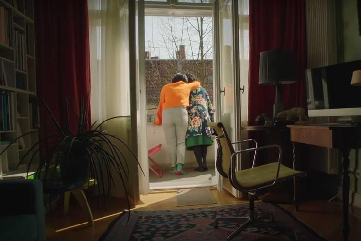 Airbnb: Droga5 won account in December