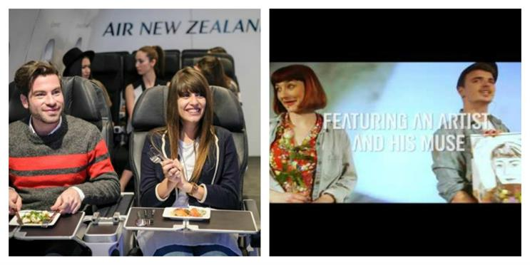Air New Zealand and Easyjet