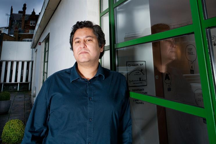 Al-Zaidy eyes creative revival at McCann