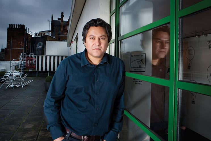 Al-Zaid: McCann London's outgoing chief executive joined from TBWA\London in 2013