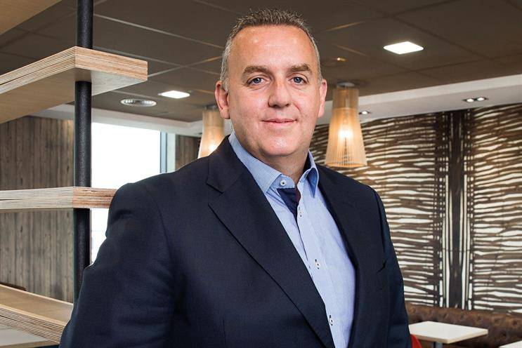 McDonald's Alistair Macrow promoted to run nine high-growth markets