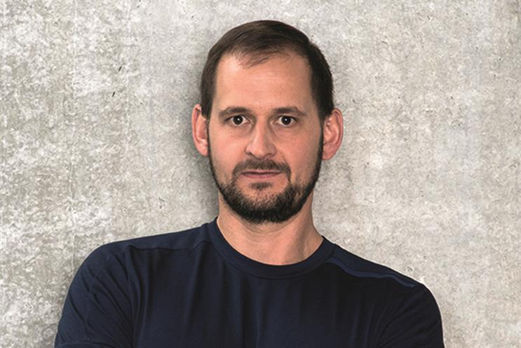 Florian Alt: senior director, global brand communications, Adidas