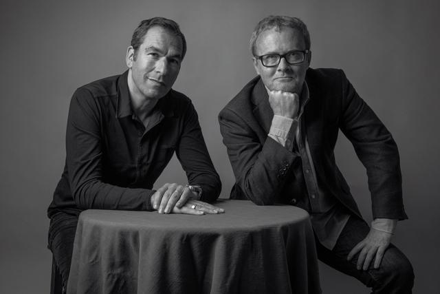 Olivier Altmann and Edouard Pacreau: team up for new agency
