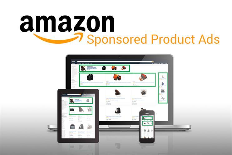 Amazon unites advertising services under single brand, Amazon Advertising