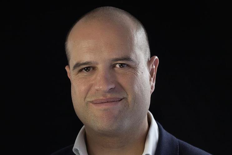 Andrew Bell: Geometry Global UK's managing partner