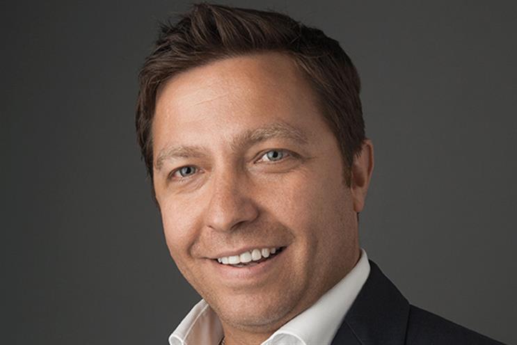 Andrew Dimitriou: new Y&R European president