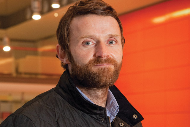 Matt Andrews: chief strategy officer at Mindshare UK (photo: Colin Stout)